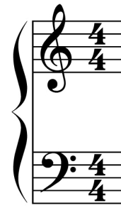 four-four time signature