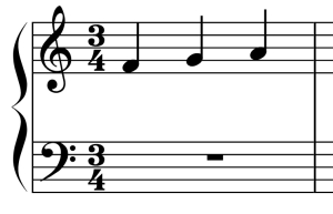 three-four sample